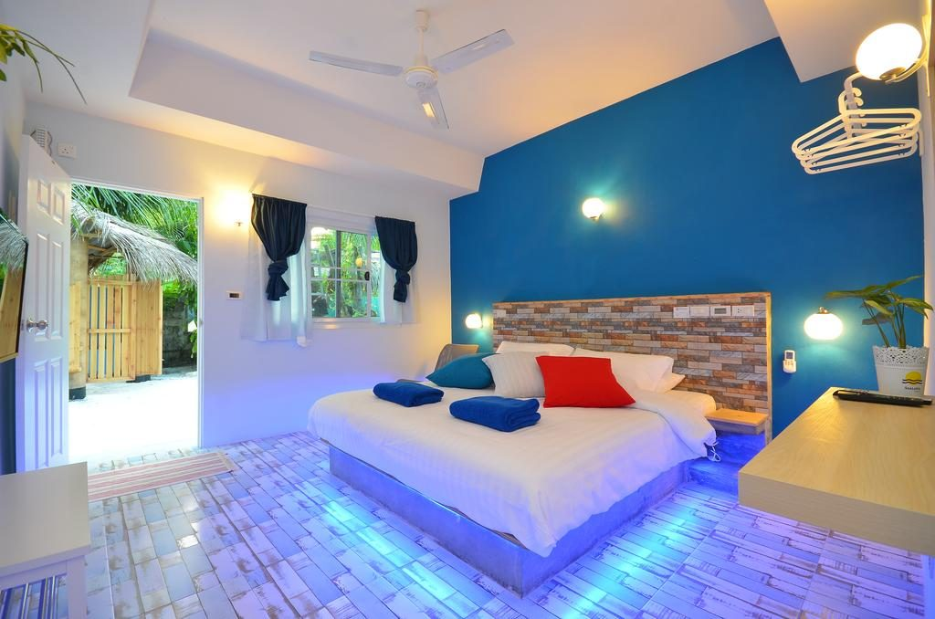 guesthoues alle Maldive